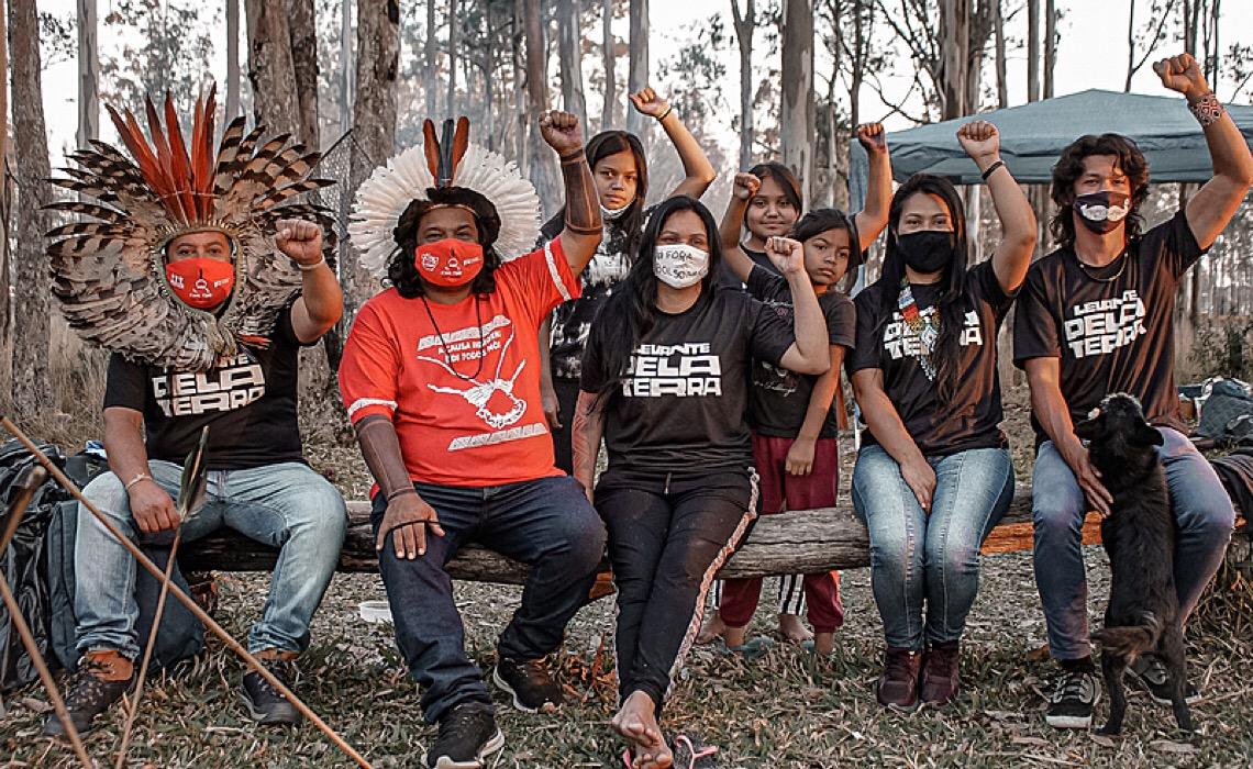 Indígenas do Paraná conquistam autorização para ocupar a Floresta em Piraquara