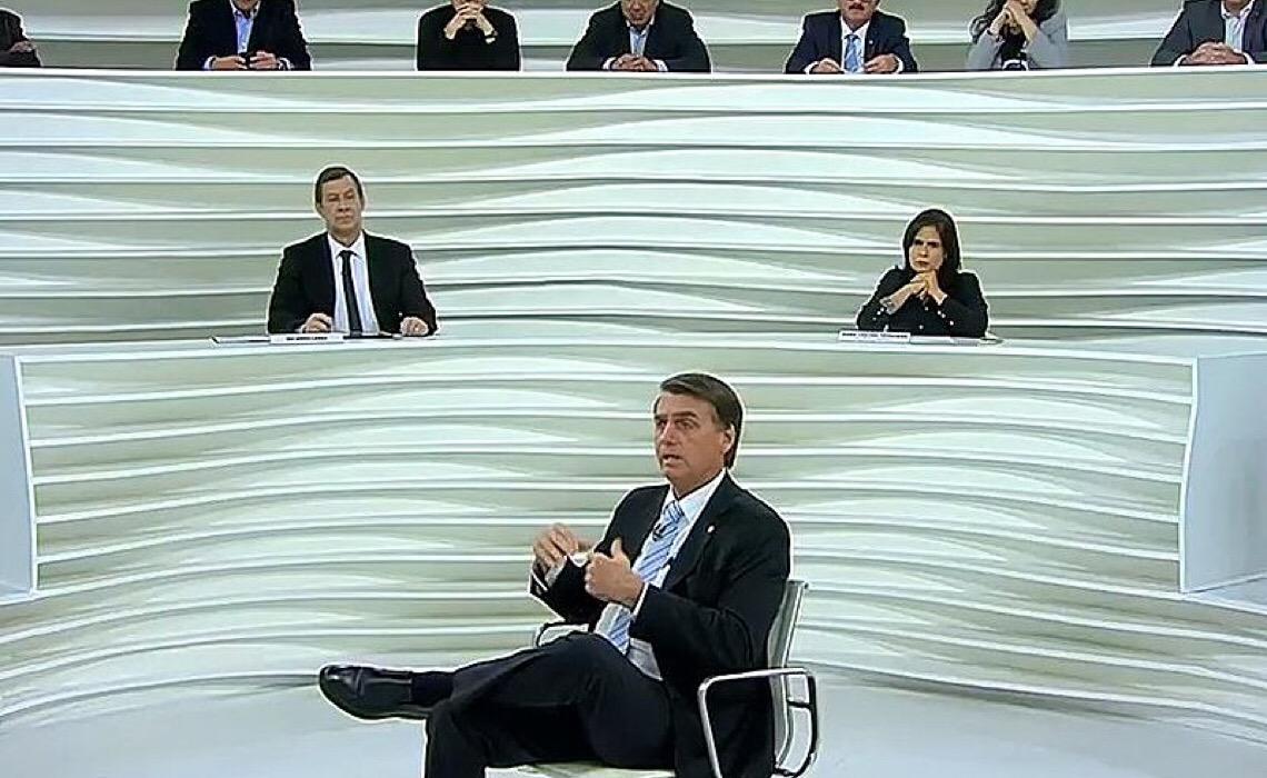 Jair Bolsonaro domesticado é ficção de elite que o quer como 3ª via de si mesmo