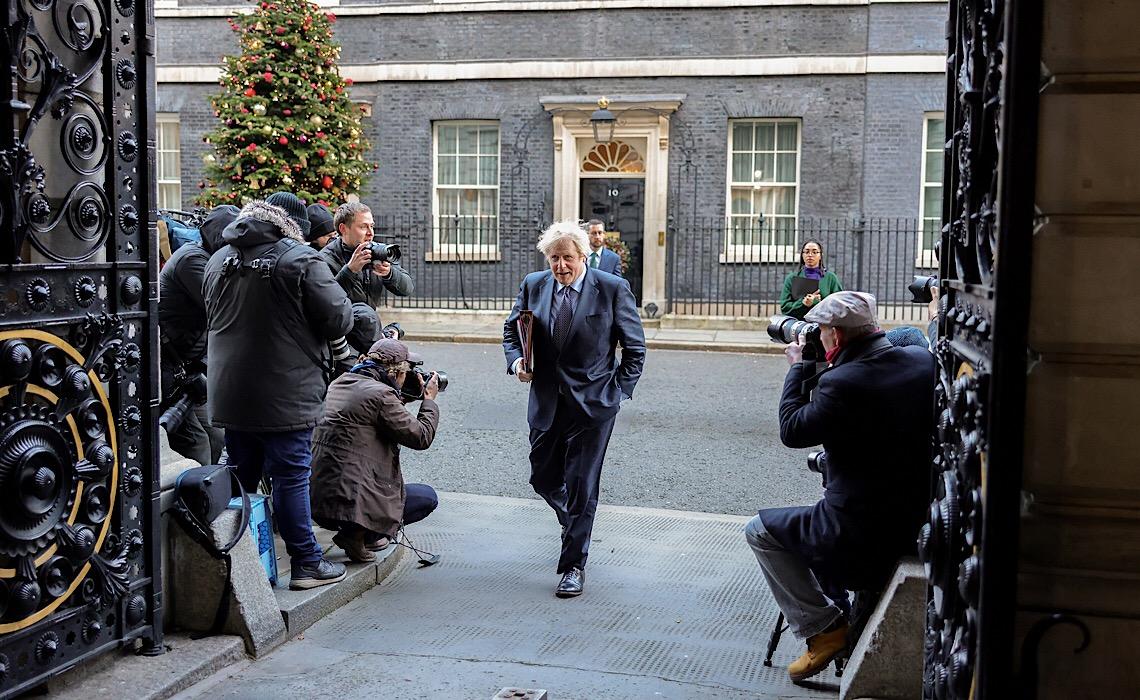 Reino Unido contesta versão de Bolsonaro de que Johnson buscou acordo emergencial de alimentos