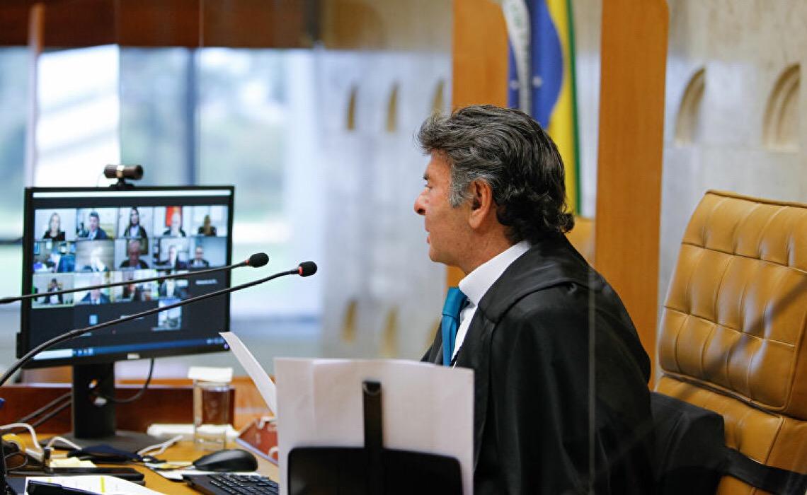 Presidente do STF, Luiz Fux marca para 25 e 26 de outubro a audiência pública sobre o juiz de garantias