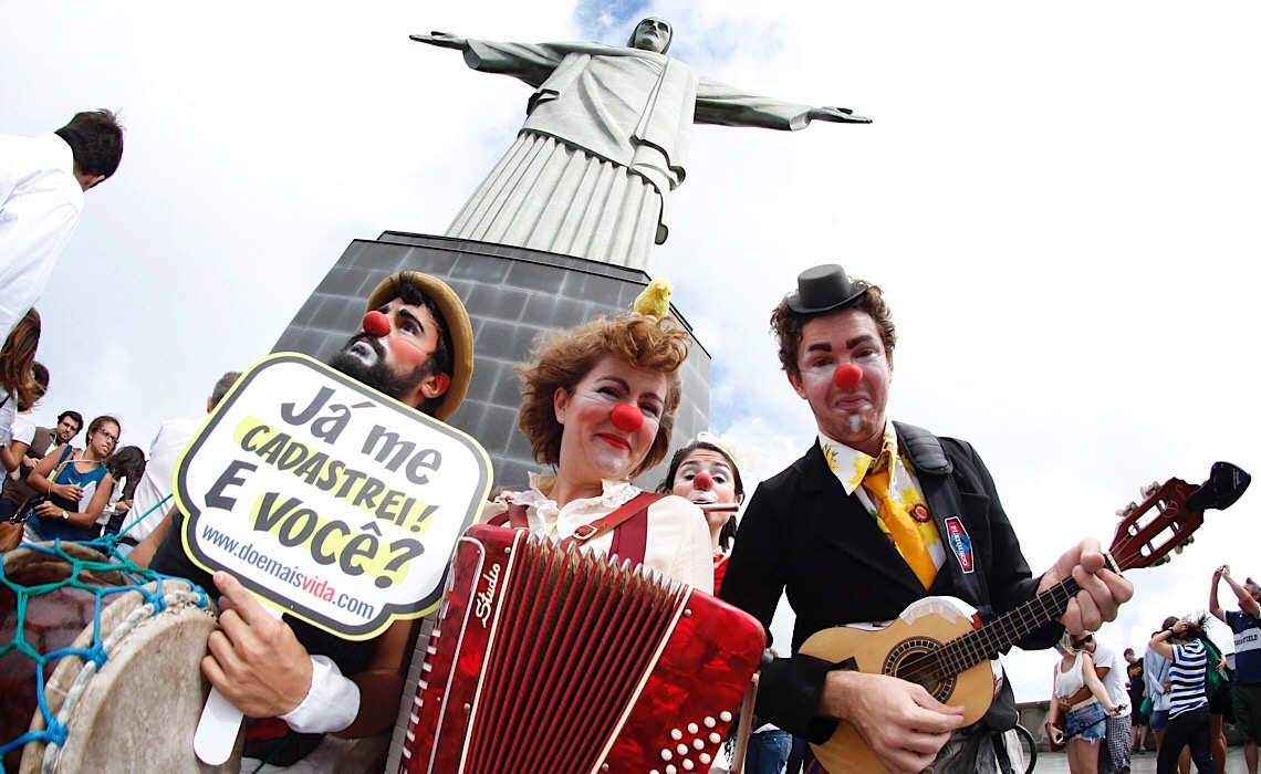Pesquisa revela que maioria dos brasileiros tem intenção de doar órgãos, mas não avisa a família