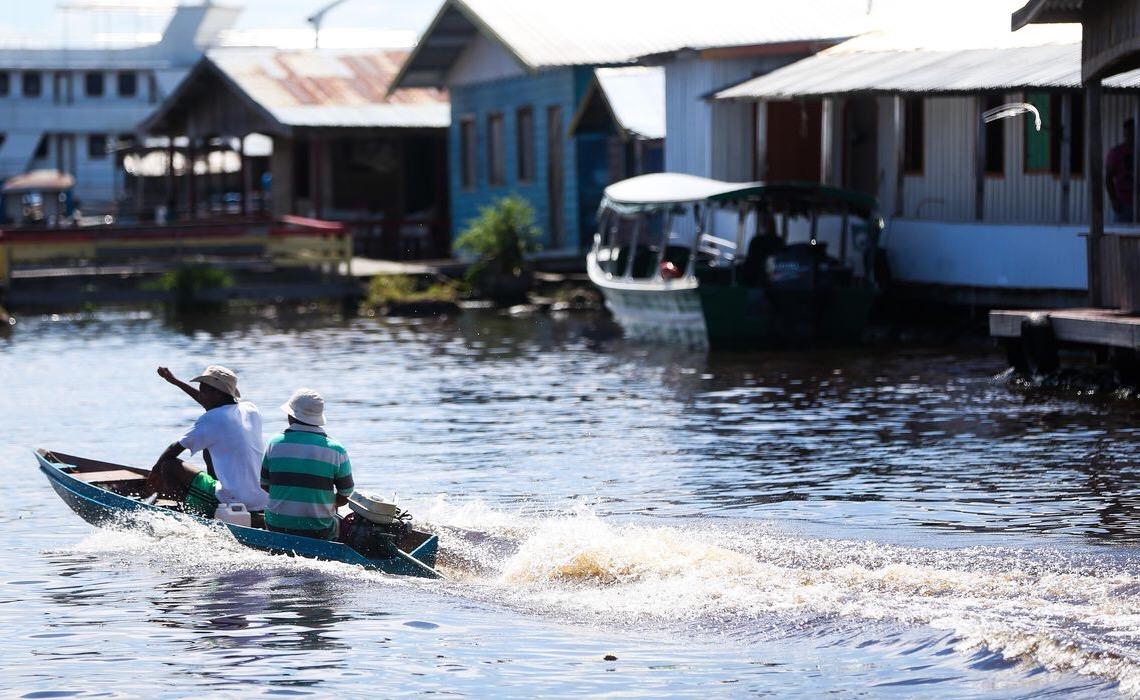 Unidades de conservação melhoram condições de ribeirinhos na Amazônia