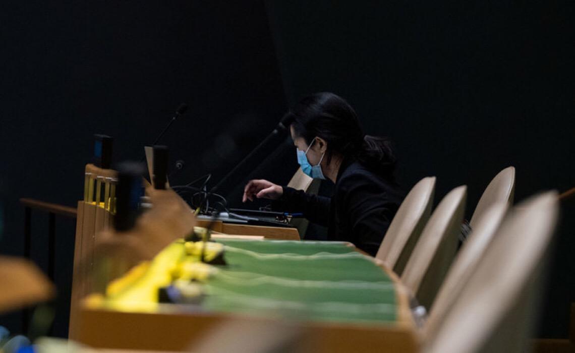 ONU quer agir rápido em favor da igualdade de gêneros na liderança global