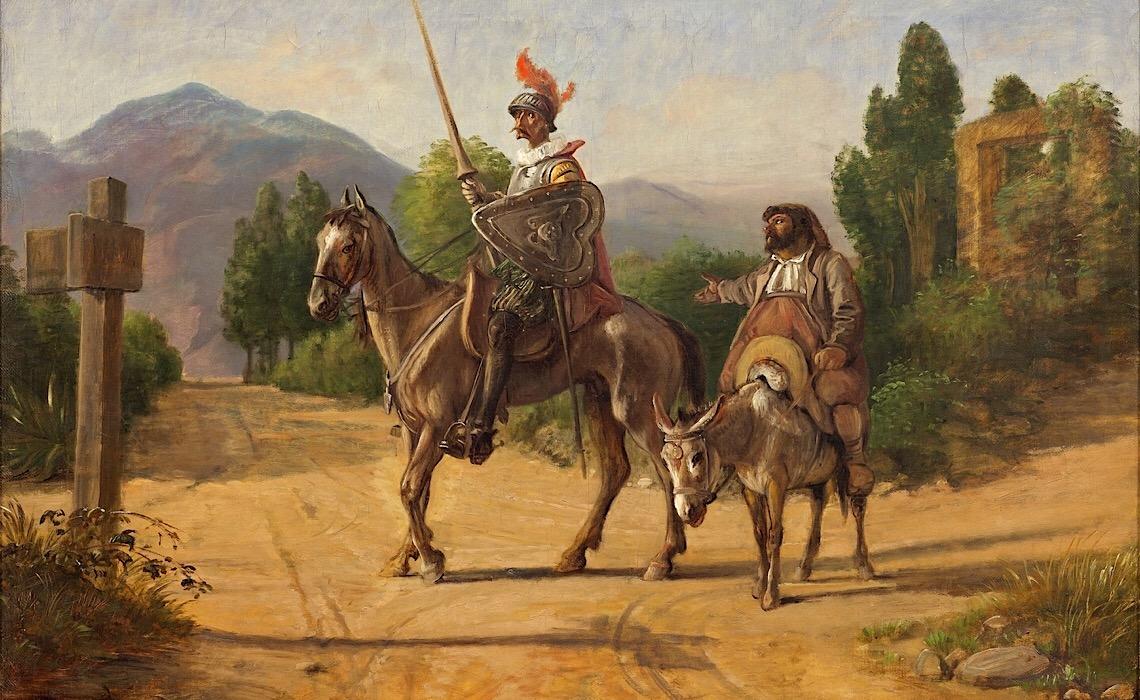 Sérgio Moro, nosso Dom Quixote, mas sem Sancho Pança