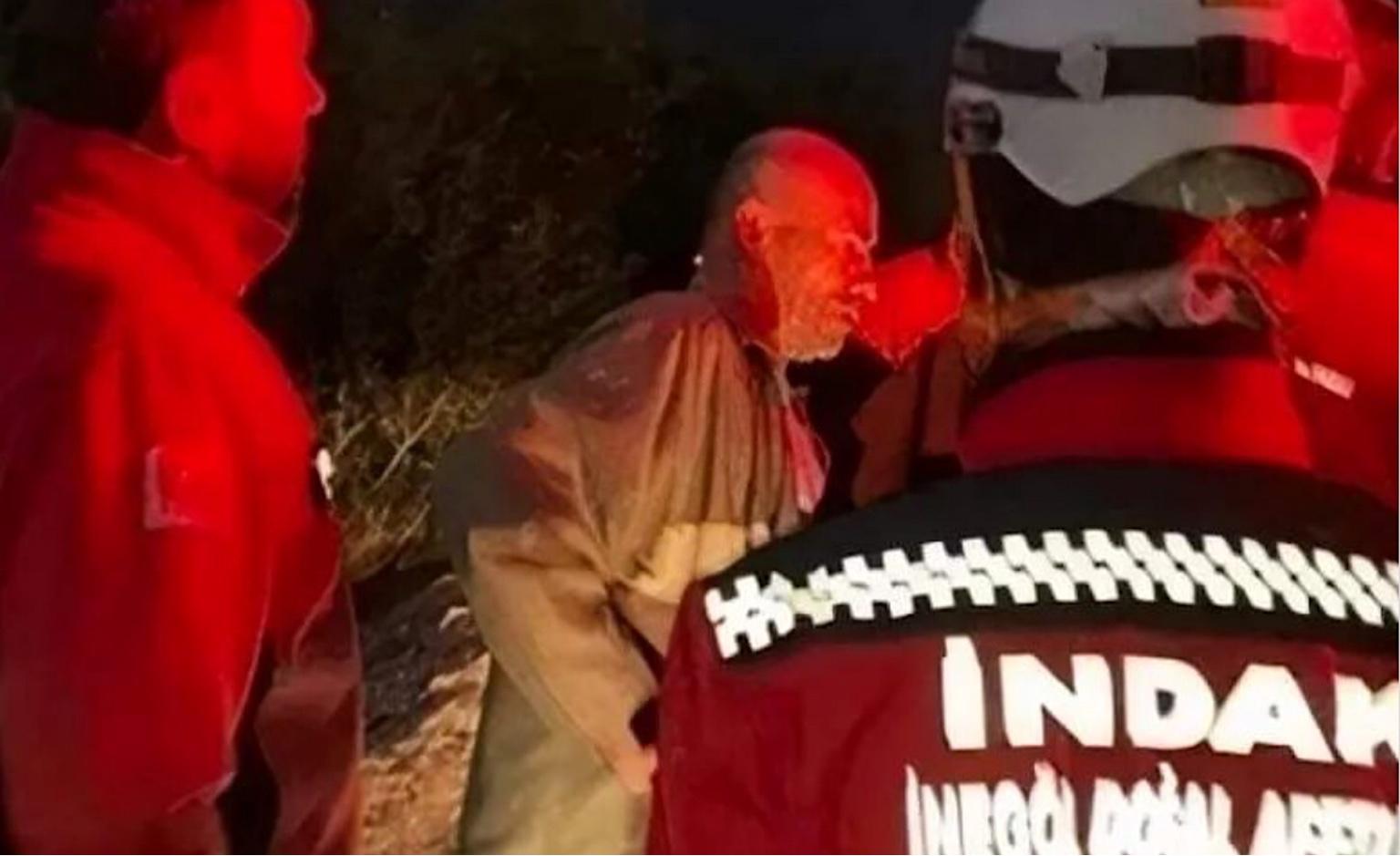 Bêbado procura por ele mesmo na Turquia
