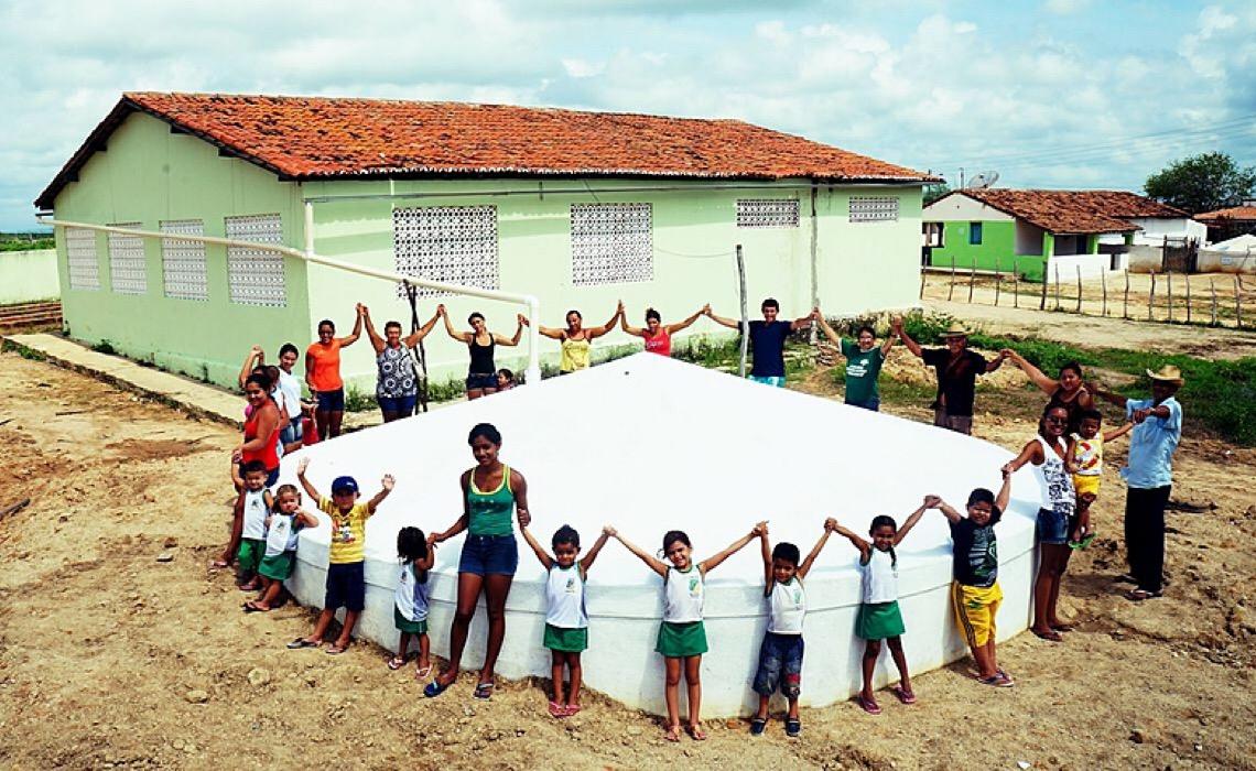Campanha da ASA busca doações para construir 1 milhão de cisternas no Semiárido brasileiro