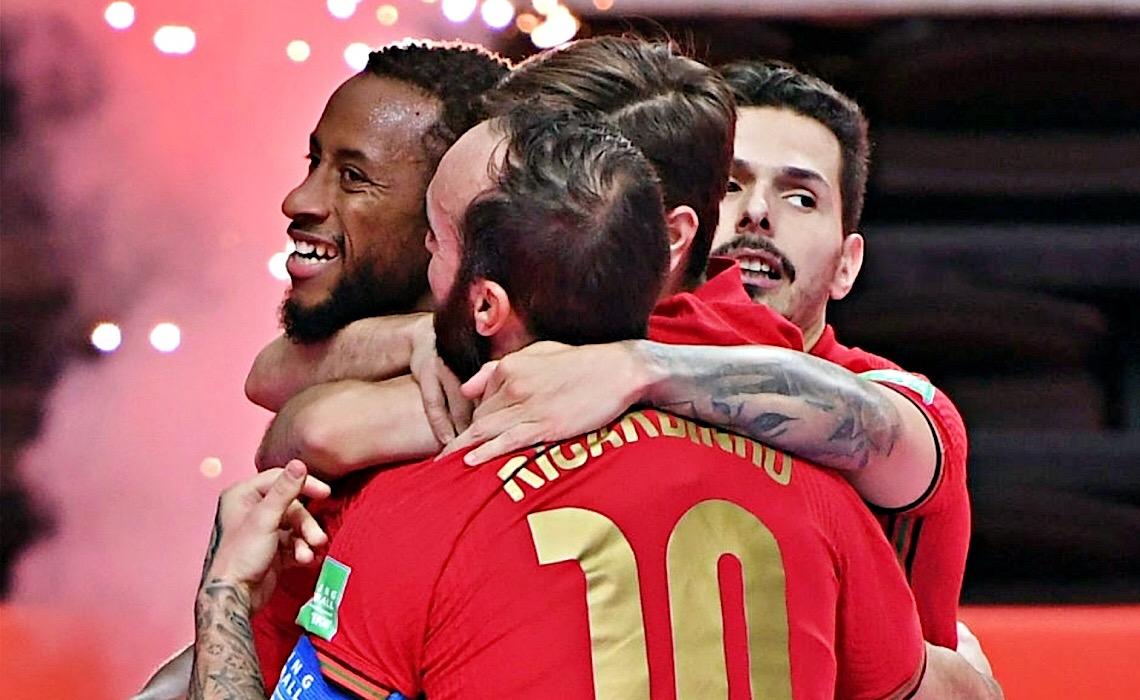 Brasil é 3° no Mundial de Futsal; Portugal bate Argentina e leva inédito título