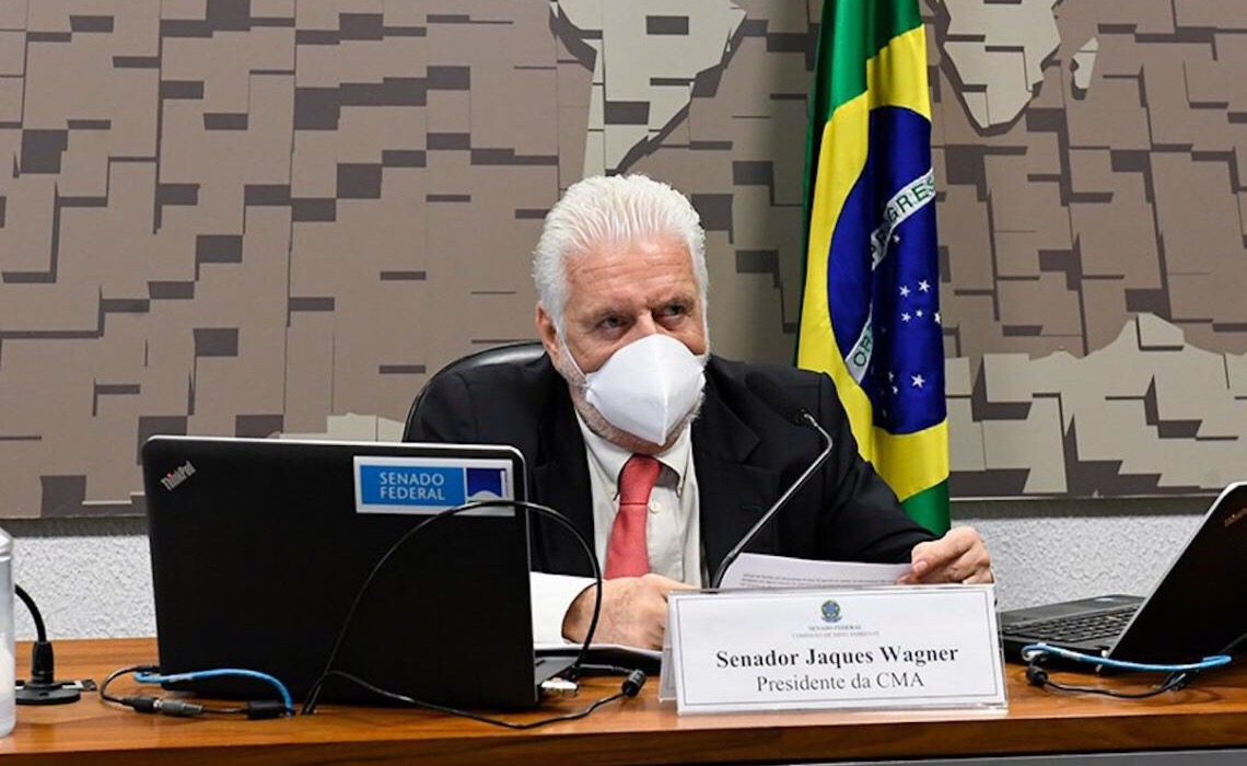 Jaques Wagner cobra posição do Brasil para COP-26