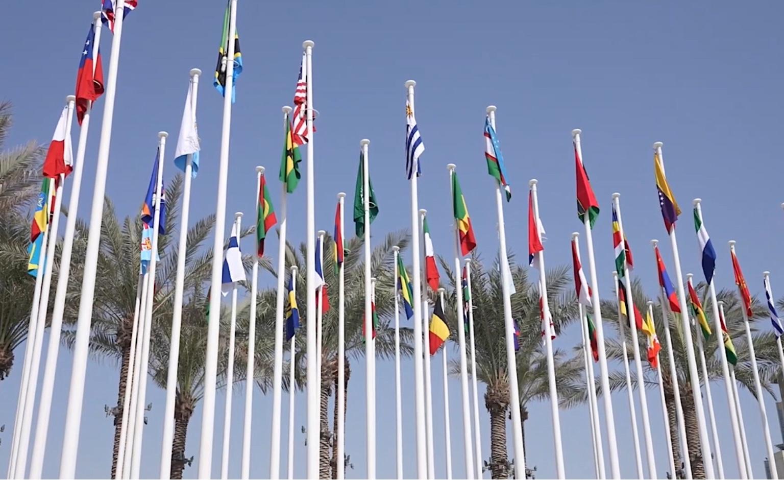 Cúpula Mundial da Economia Verde de 2021 termina com a 7ª Declaração de Dubai