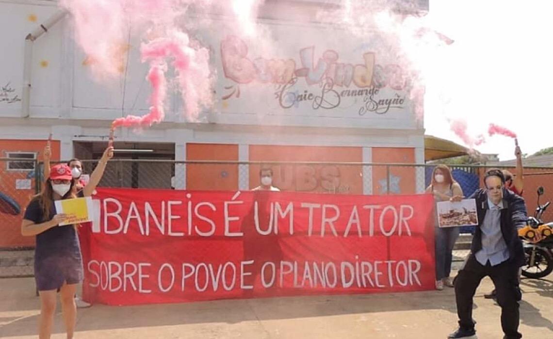 """Movimento promove ato para denunciar """"atropelo"""" do GDF em debate da revisão do PDOT"""