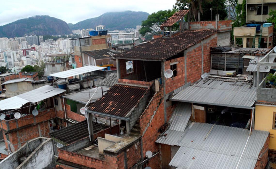 Desigualdade cresce mais no Brasil do que em outros países, aponta FGV