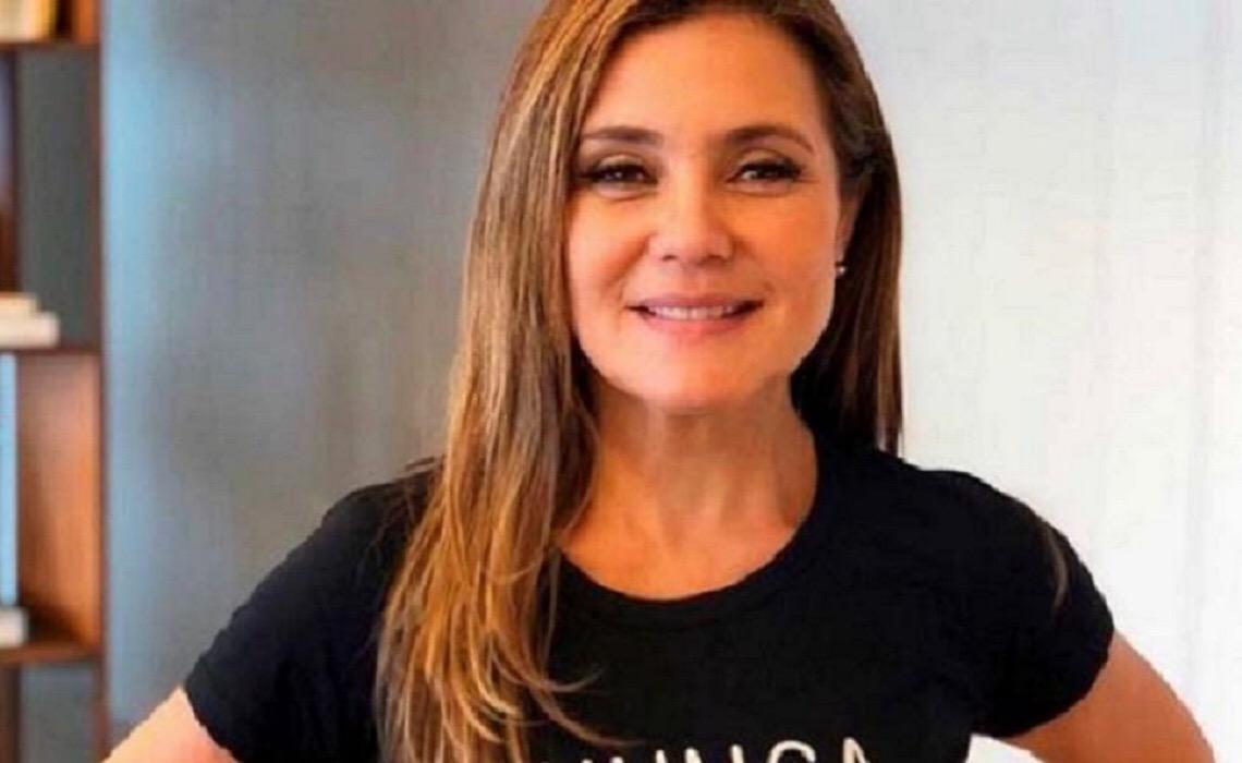''Renascer' me fez crescer muito', diz Adriana Esteves