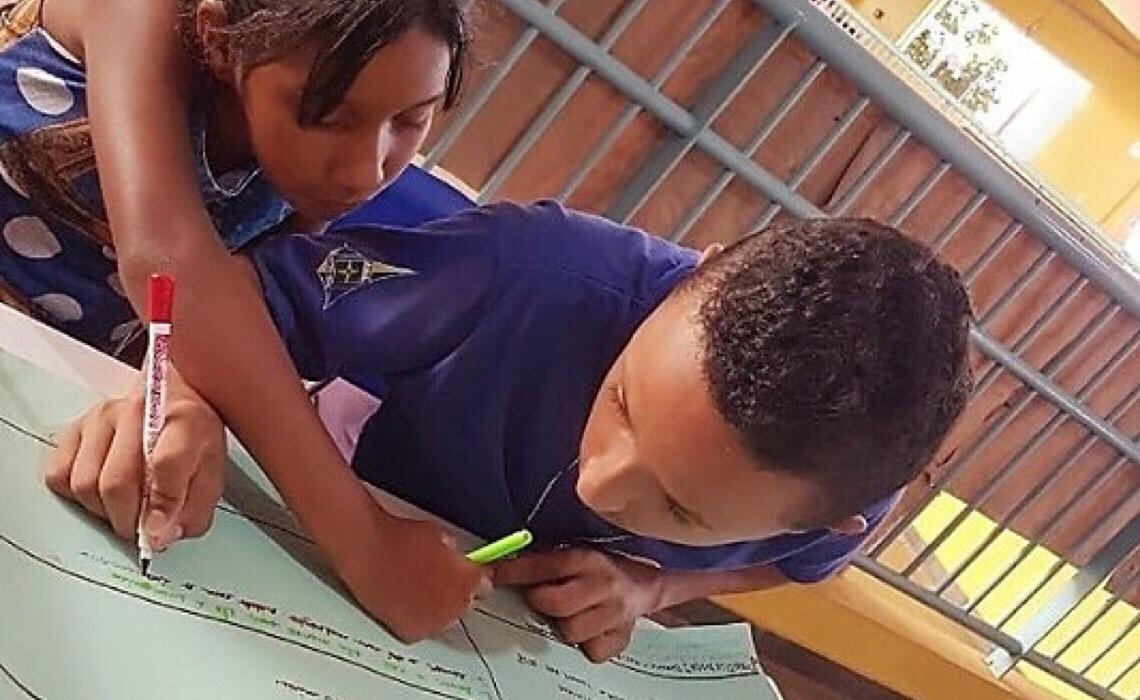 Projeto da UnB estimula crianças a serem investigadoras