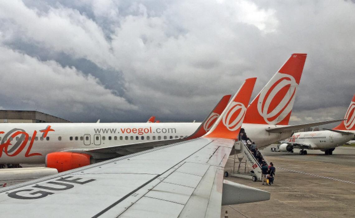 Associação critica voos extras em Congonhas