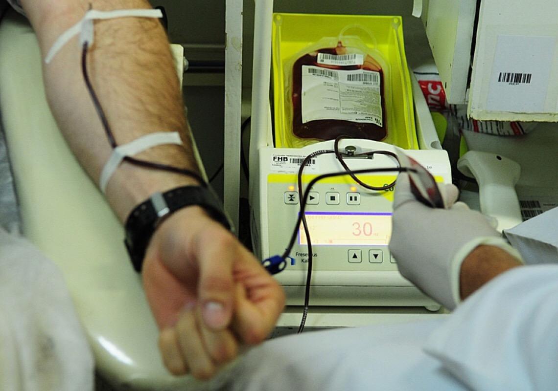 Hemocentro do DF promove campanha para doação de sangue