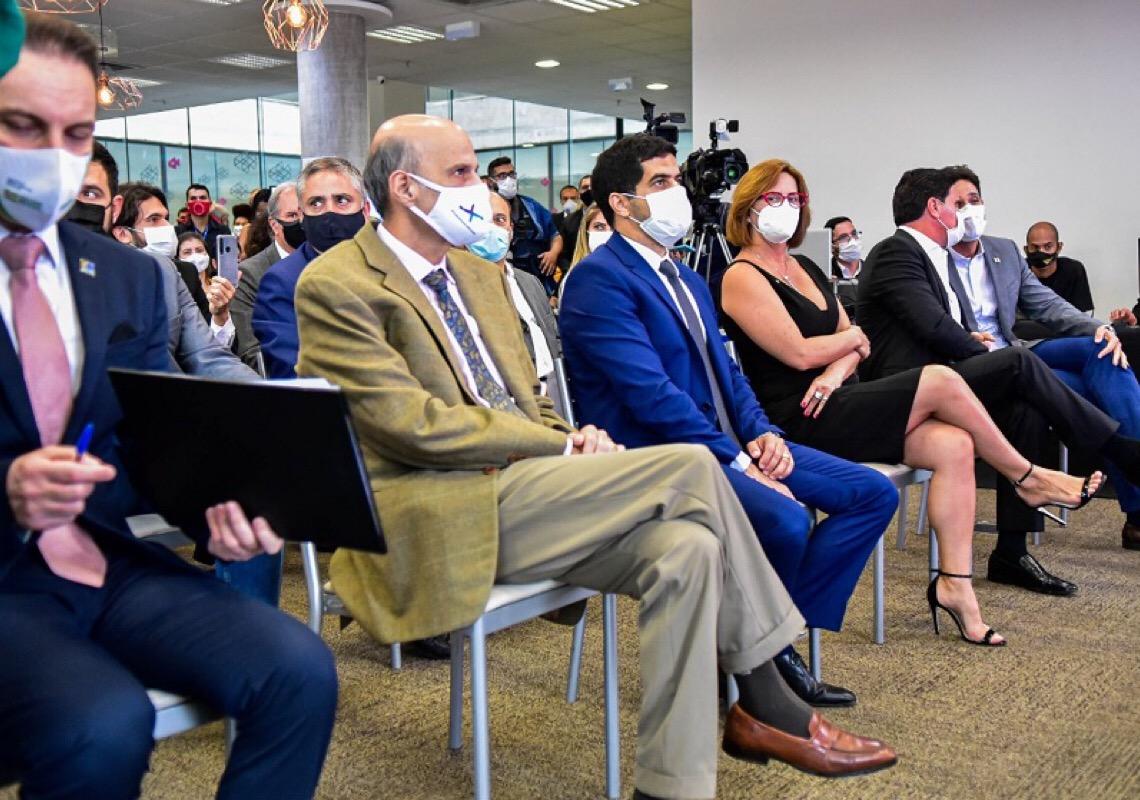 Biotic sedia lançamento do programa 'Centelha' no DF