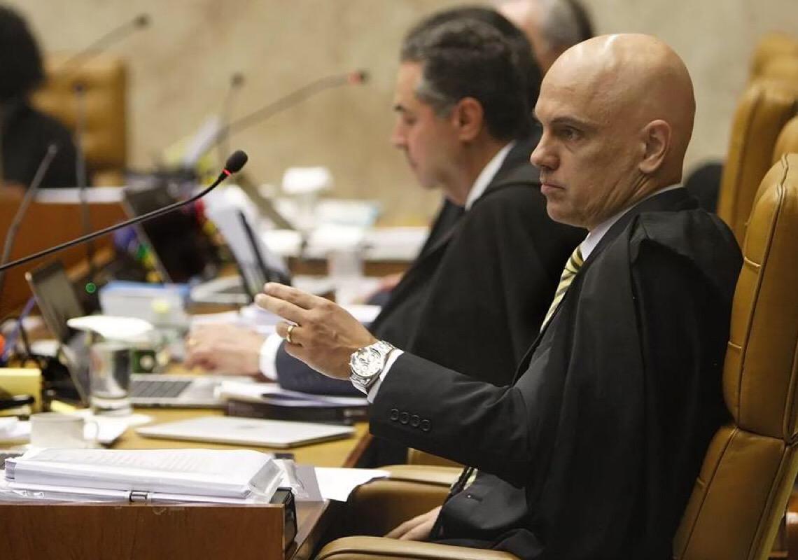 Seguidores do Terça Livre no Telegram planejam assassinato de Alexandre de Moraes, que mandou prender Allan dos Santos