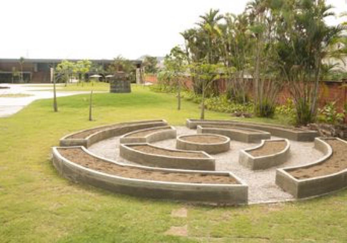 No Rio, Museu do Pontal inaugura neste domingo horta/jardim sensorial