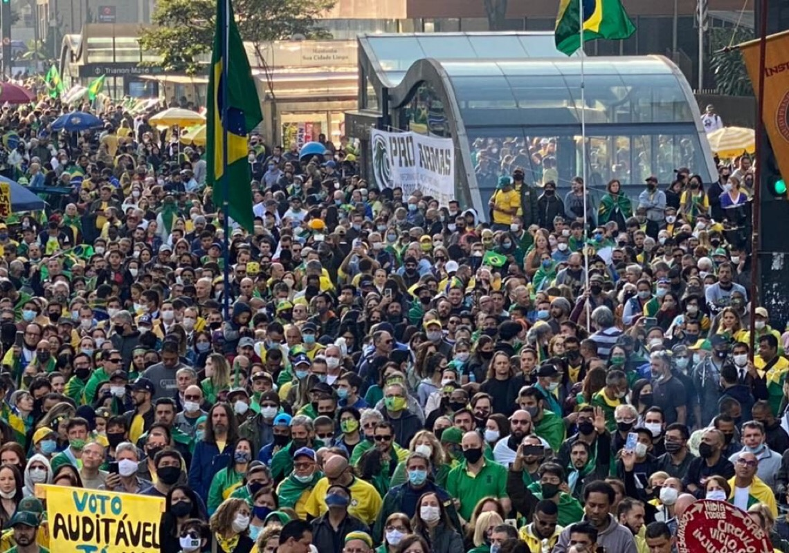 'A agenda de Bolsonaro não é a agenda dos bolsonaristas', diz cientista política