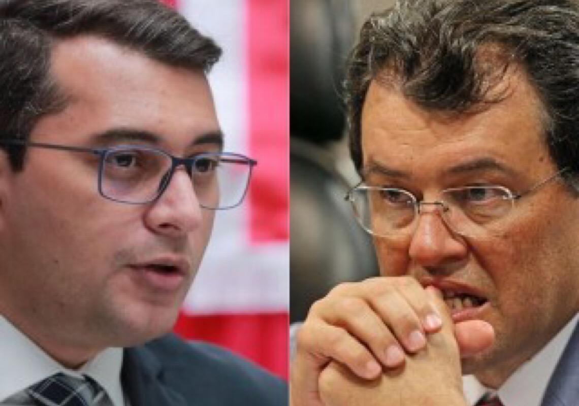 Eduardo Braga usa CPI como palanque para 2022 e Wilson Lima vê sabotagem contra seu governo
