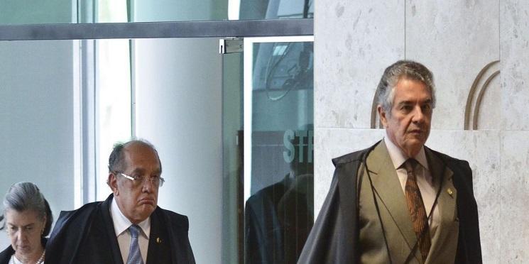 Gilmar Mendes ataca Marco Aurélio: Passaram de velhos a velhacos