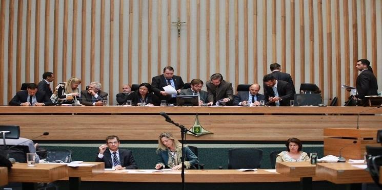 Câmara Legislativa aprova LDO para 2018
