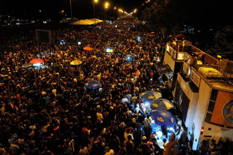 Regiões administrativas do Distrito Federal terão 61 blocos de carnaval