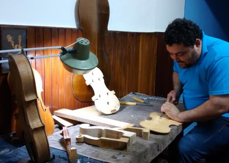 Funarte irá promover encontro de luthiers do Brasil