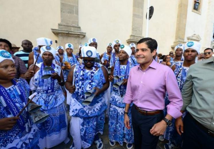 Salvador inaugura 'Museu do Carnaval'