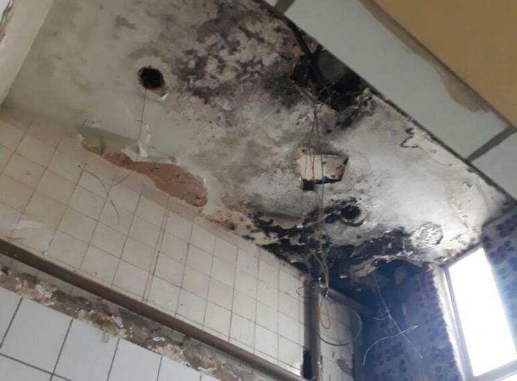 Teto caído, falta de água, rachadura: Condições de prédio do IBGE no DF são investigadas