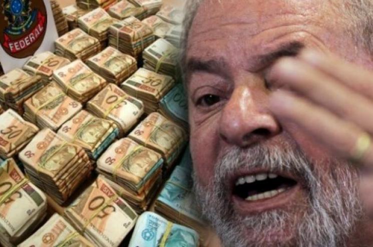 Em 11 Anos, Lula multiplicou seu dinheiro por 19 vezes e virou milionário. Veja Como!