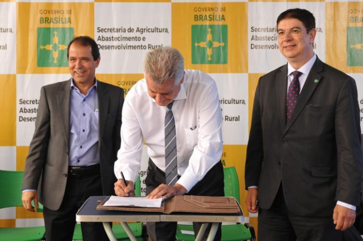 Programa de Aquisição de Alimentos contará com R$ 3,5 milhões em 2018