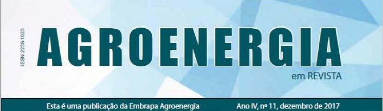 Agroenergia em Revista 2017 destaca o modelo de negócios e os ativos produzidos pela Embrapa Agroenergia