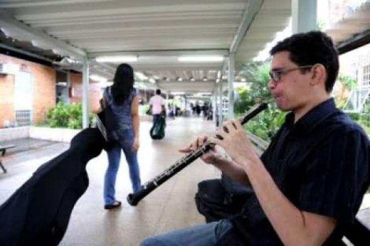 Curso Internacional de Verão começa na Escola de Música de Brasília
