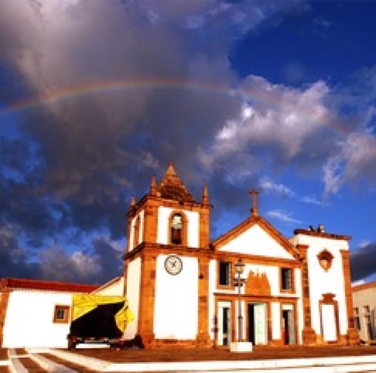 Oeiras. Patrimônio cultural brasileiro e capital da fé