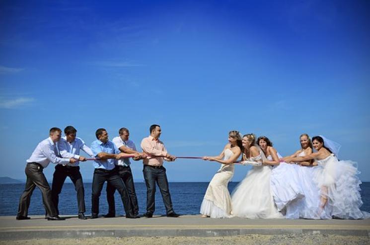 Estudo revela que casar é prejudicial à saúde