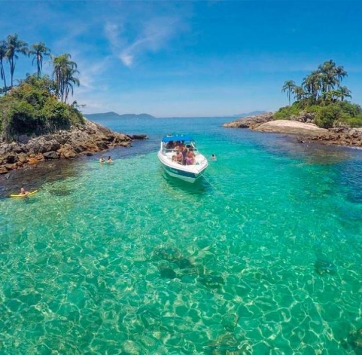 10 praias paradisíacas em pleno eixo Rio – São Paulo