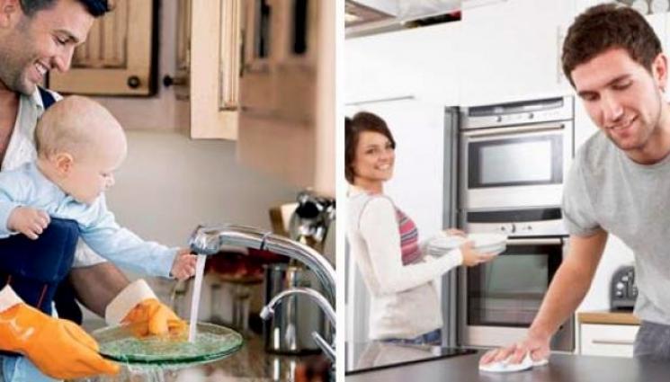 Como fazer o marido ajudar no serviço de casa