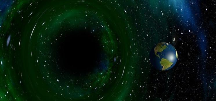 Cientistas descobrem 10 mil buracos negros na Via Láctea e comprovam teoria