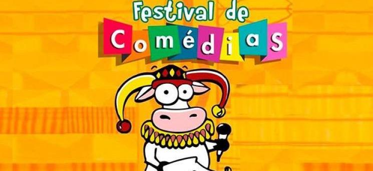 Dias 14 e 15 de Abril, acontece o Festival de Comédias em Brasília
