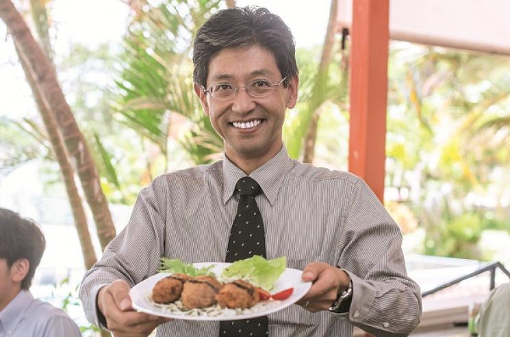Gastronomia Japonesa em Brasília