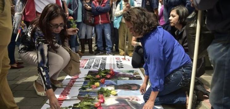 A dura realidade por trás da morte de jornalistas equatorianos