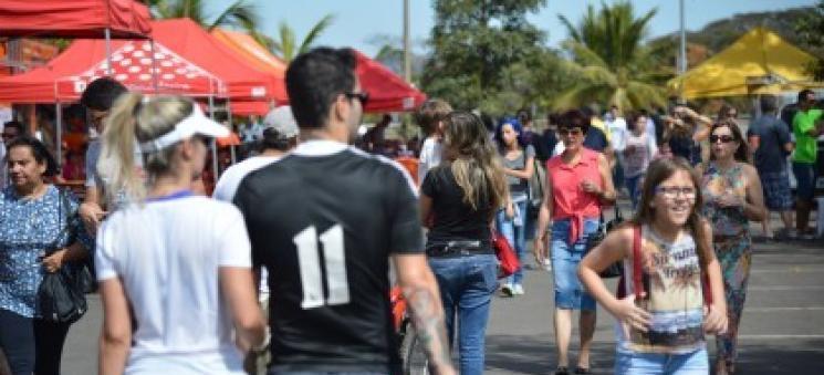 Parque da Cidade recebe atividades do 58º aniversário de Brasília