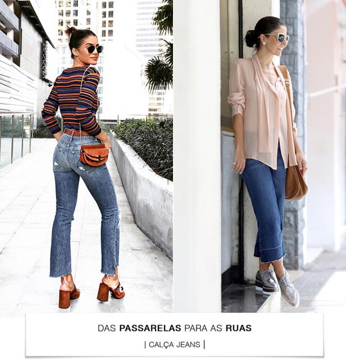 5dee745b29b83 Das Passarelas para as ruas  Calça Jeans