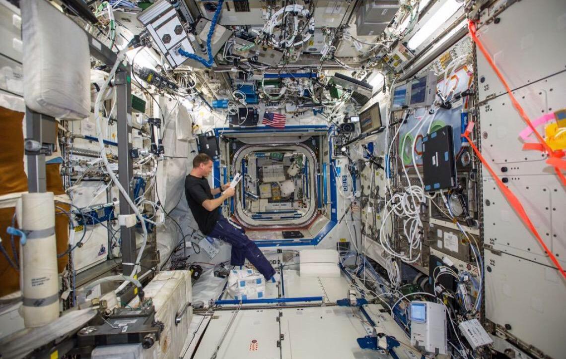 Russos acreditam que a NASA possa ter sabotado a Estação Espacial Internacional