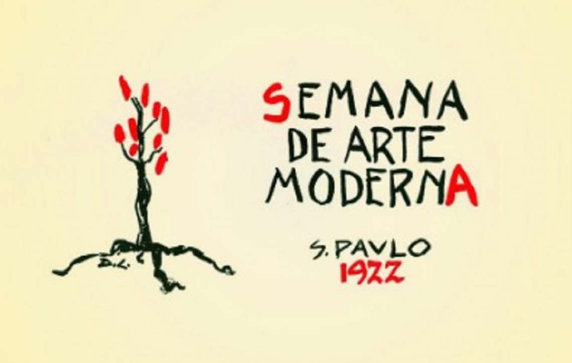 Edital sobre 100 Anos da Semana de Arte Moderna abre inscrições