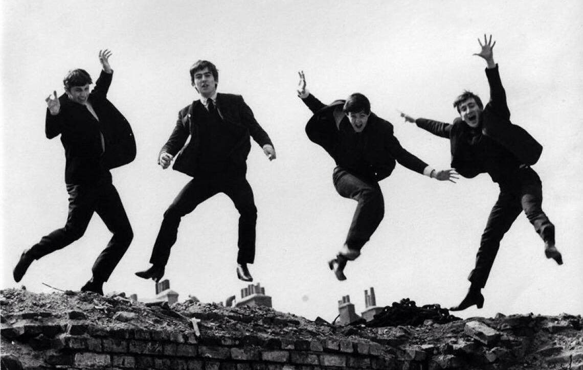Exposição sobre Os Beatles