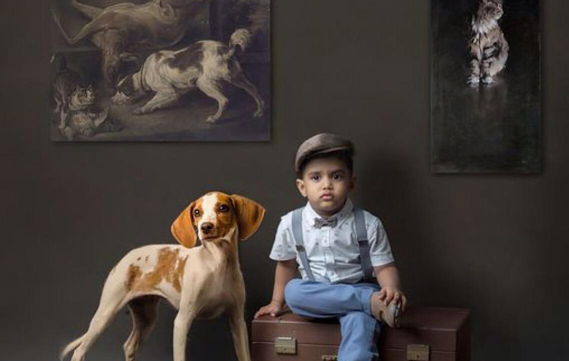 Família multiespécie: Os animais passam a fazer parte da família