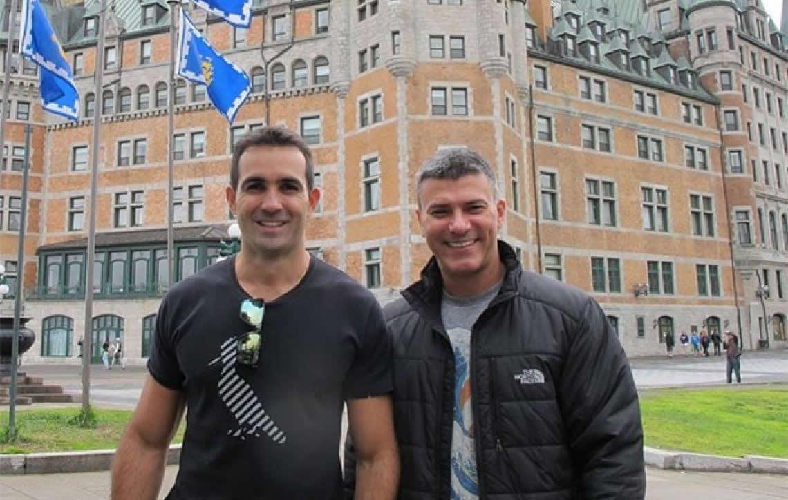 Leonardo Vieira se muda para Portugal com o marido