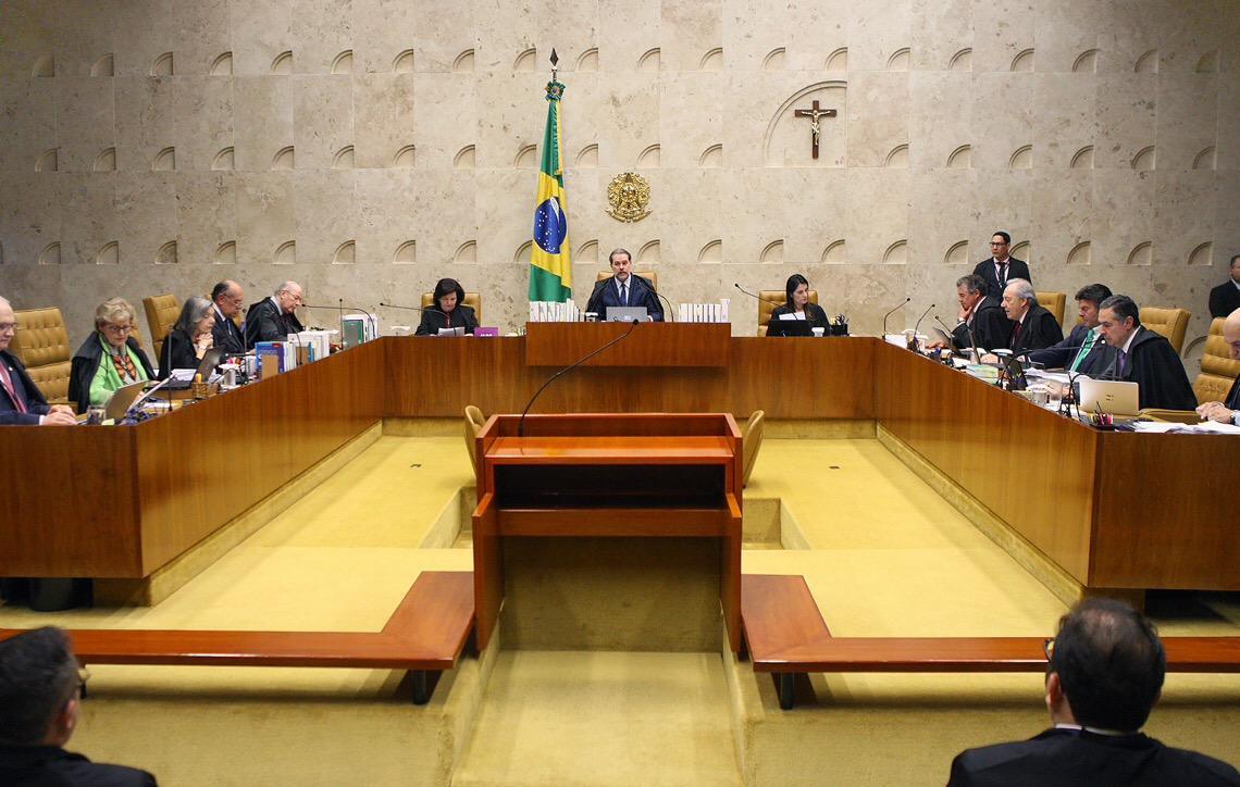 Aumento salarial de ministros do STF: Reguffe e Cristovam votaram contra e Hélio José, a favor